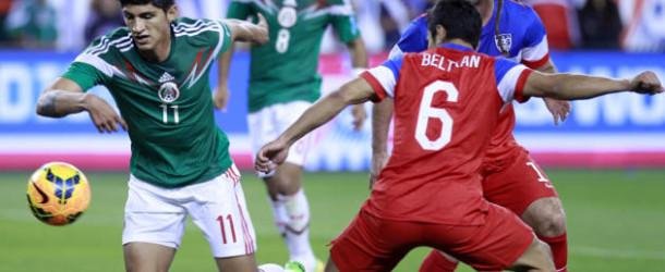 FUTBOL – Rescata México empate ante EU en partido amistoso