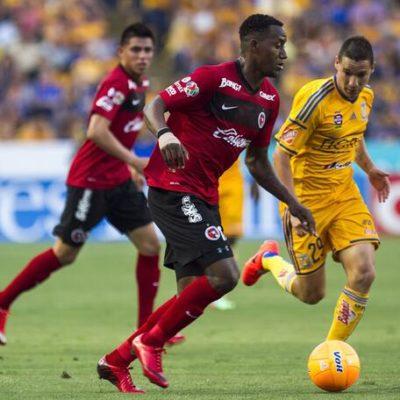 Se le va el triunfo a Tigres en casa y apenas empata 1-1 ante Xolos