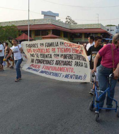 CANCELAN DESFILE DEL 1 DE MAYO: Pretextan proceso electoral y cierre de administración para que trabajadores no salgan a las calles