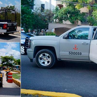BLINDAN CANCÚN POR TIANGUIS: Refuerzan seguridad para prevenir incidentes durante esperada feria turística