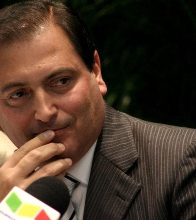 SALE LIBRE EX GOBERNADOR: Por peculado, Luis Armando Reynoso Femat recibió formal prisión, pero pagó fianza de 30 mdp y ya está fuera