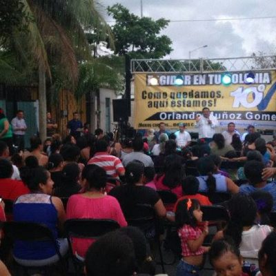 'REGIDOR EN TU COLONIA': Orlando Muñoz arranca en Playa con programa para abrir el Cabildo a la gente