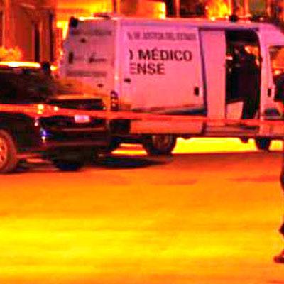 EJECUTADO Y EMBOLSADO: Hallan cadáver de un hombre atras de la Plaza Esmeralda en la Lombardo Toledano de Cancún
