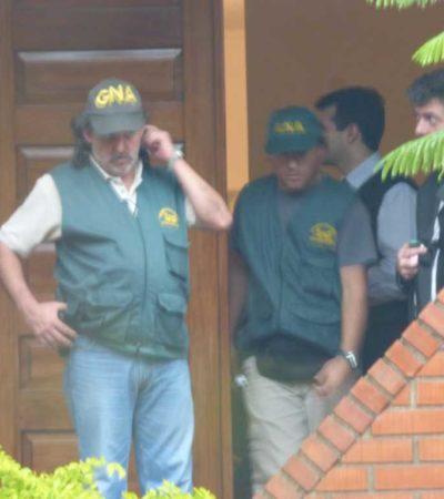 CERCAN A GREG SÁNCHEZ EN ARGENTINA: Buscan fincar cargos contra el ex Alcalde por investigación de 'lavado' de dinero