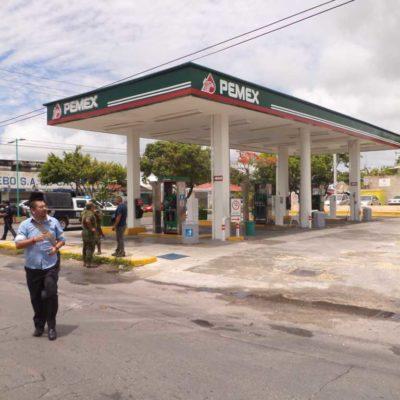FUGA DE GASOLINA, UN MISTERIO: Especialistas siguen sin dar con el origen del derrame de combustible en Chetumal