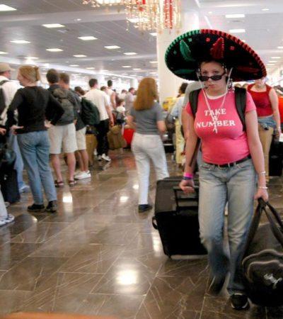 Turistas chinos y estadounidenses, los que más gastaron en 2013, reporta la OMT