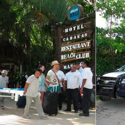 REGRESAN CONFLICTOS A PUNTA PIEDRA: Desalojan hoteles en franja costera de Tulum por litigios