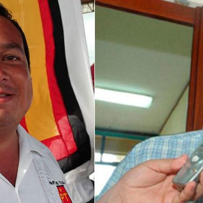 MIENTRAS SON PERAS O MANZANAS: Se ampara Mario Rivero Leal ante implicación en asesinato de May Molina