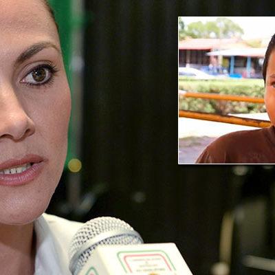 """BUSCA DIPUTADA CERRAR POLÉMICA: Padre de niño que la acusó de """"mentirosa"""" será operado en el Seguro Popular, dice Arlet Mólgora"""