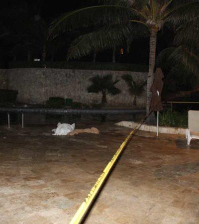 Hallan ahogado a empleado del Fiesta Americana Condesa en la piscina del hotel