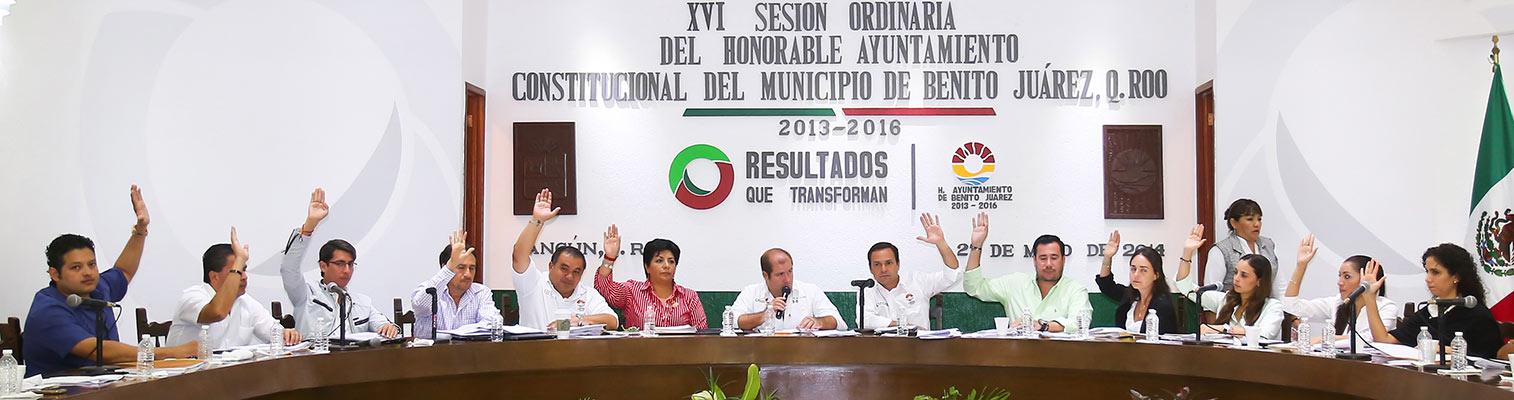 'CORTINA DE HUMO' EN CABILDO DE CANCÚN: Aprueban reabrir cuenta pública de Julián Ricalde del 2012  para revisión; ¿y Solidaridad, para cuándo?