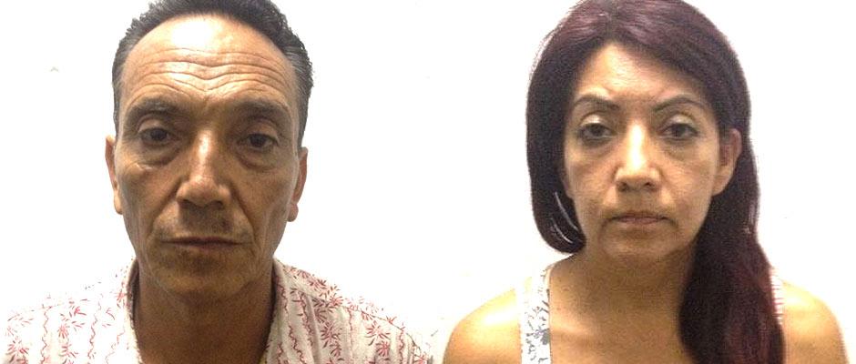 Rinden declaración ante el juez los dos acusados de pornografía infantil en Cancún
