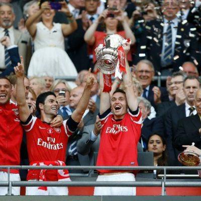 Arsenal se proclama campeón de la Copa de Inglaterra