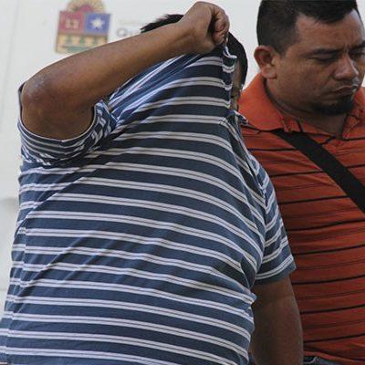 Por estupro y pornografía infantil, detienen a 'El Cubano' en FCP