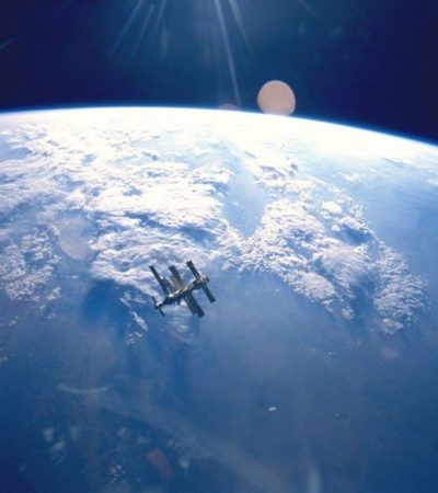 La Tierra vista desde la Estación Espacial en vivo por internet