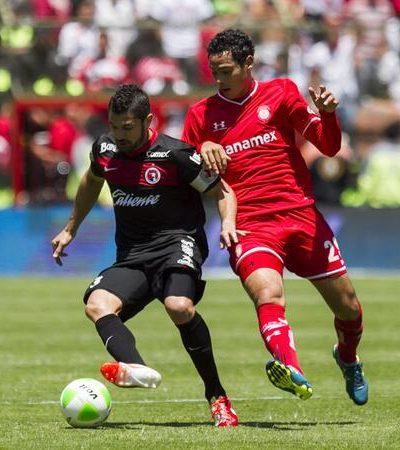 DIABLOS, TERCER SEMIFINALISTA: Con 3 goles a 1, elimina Toluca a los Xolos y se enfrentará al León