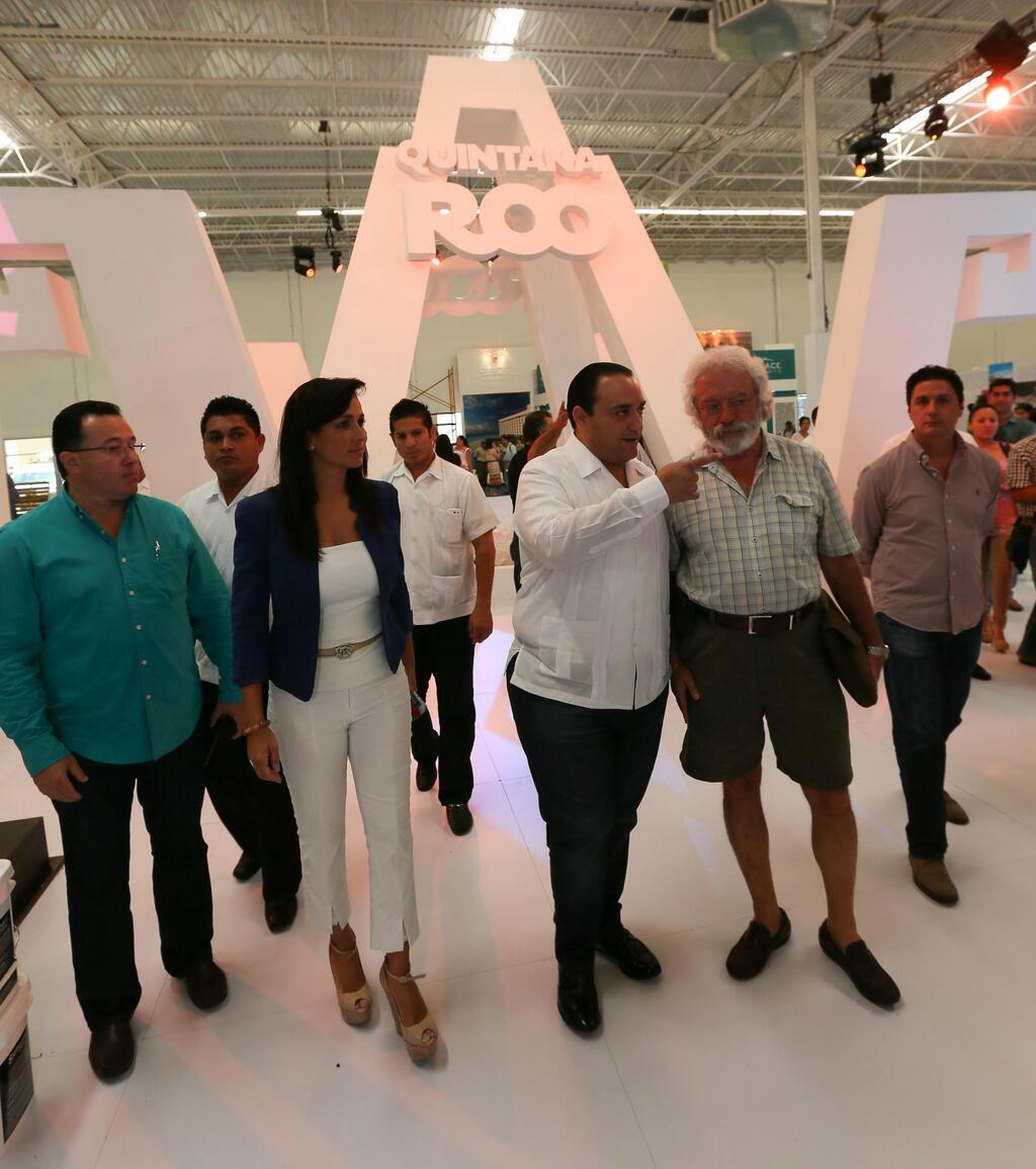 Todo está listo para la apertura del Tianguis Turístico de Cancún