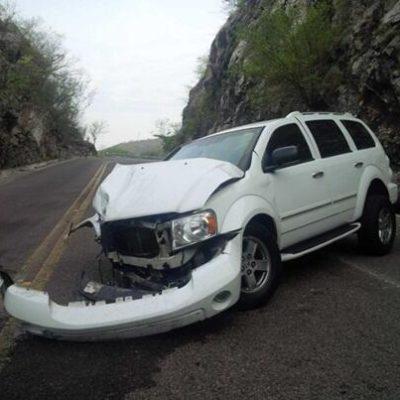 Sufre accidente perredista Carlos Navarrete en Iguala; herido, un diputado