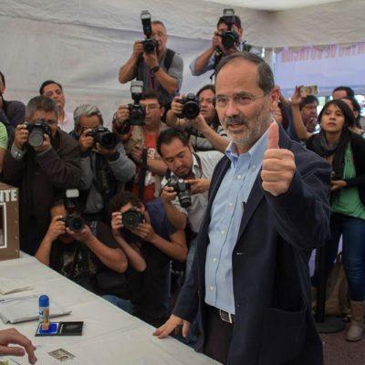 REELECCIÓN EN EL PAN: En una votación con denuncias de irregularidades, Gustavo Madero derrota al calderonista Ernesto Cordero