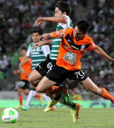 AGÓNICO PASE A LA FINAL: Santos derrota 4-2 al Pachuca, pero por gol de visitante los Tuzos ya están en la final