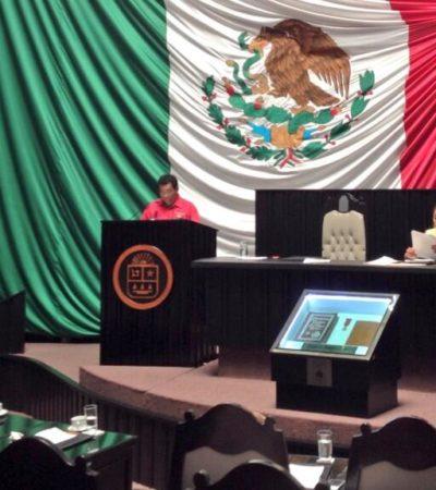 EXHIBE CONGRESO DOS VARAS POLÍTICAS: Aprueban diputados reabrir para revisión cuentas de Julián Ricalde en BJ, pero avalan y tapan a Filiberto y 'Chanito' en Solidaridad; 'atoran' a Trinidad García con 35 mdp en LC
