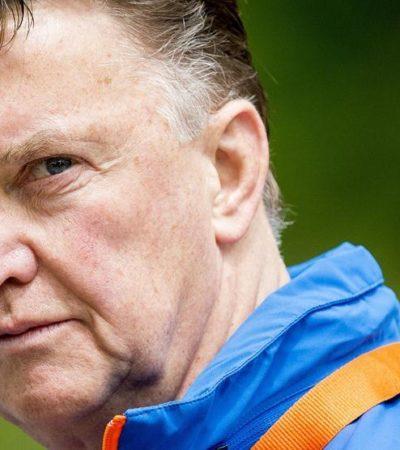 Confirman a Louis Van Gaal como nuevo entrenador del Manchester United