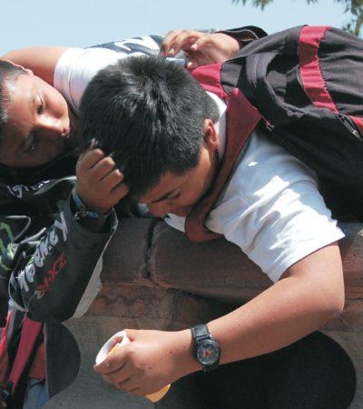 NUEVO CASO DE 'BULLYING': Reportan hospitalización de un niño de 9 años tras ser golpeado por compañero en Mérida
