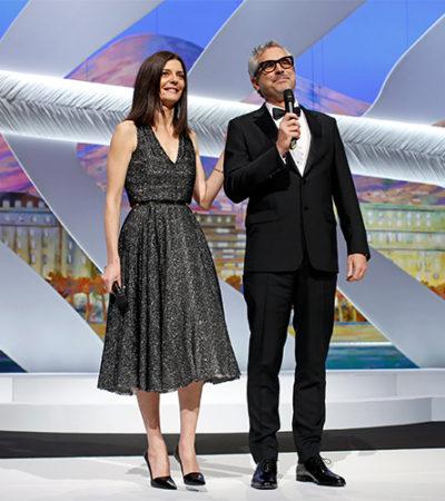 Inaugura el mexicano Alfonso Cuarón el Festival de Cannes