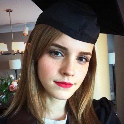 Emma Watson, de 'Harry Potter' a licenciada en literatura inglesa