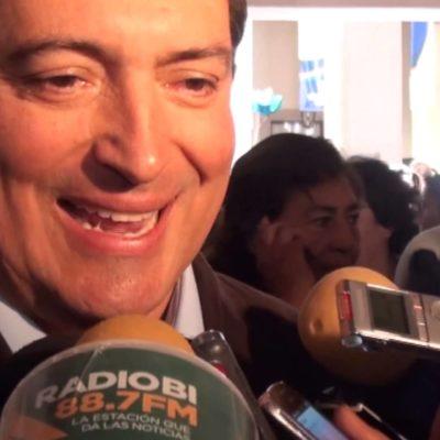 CAE EX GOBERNADOR DE AGUASCALIENTES: Por peculado por 26  mdp, detienen al panista Luis Armando Reynoso Femat