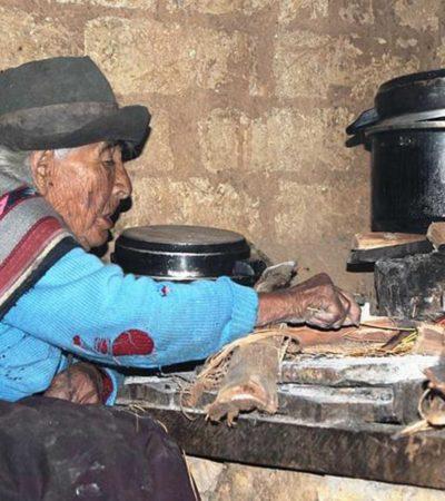 """""""LE PIDO A DIOS QUE ME RECOJA"""": En Perú, la mujer más anciana del mundo con 116 años"""