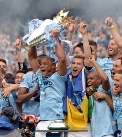MANCHESTER CITY, CAMPEÓN: Por cuarta ocasión en su historia, el equipo de Pellegrini se lleva la Premier League
