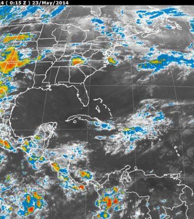 ALERTA EN LA COSTA DEL PACÍFICO: Se forma depresión tropical y anticipan fuertes lluvias