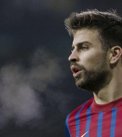 Renueva el Barcelona contrato a Gerard Piqué hasta el 2019