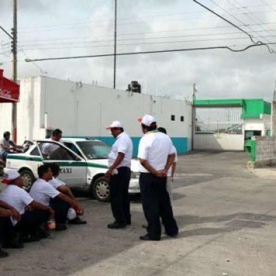PARO DE LABORES EN TURICÚN: Dejan sin transporte a 80 mil pasajeros en Cancún por conflicto laboral