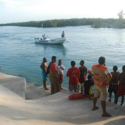 Hallan cadáver de joven desaparecido cuando esnorqueleaba en la laguna Nichupté de Cancún