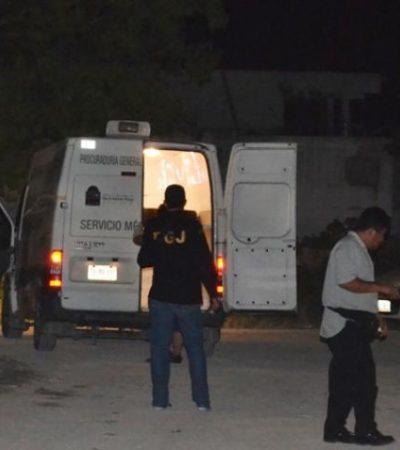 CRIMEN EN MUNDO HÁBITAT: De 8 puñaladas, empleado asesina a su patrón tortillero en Playa del Carmen