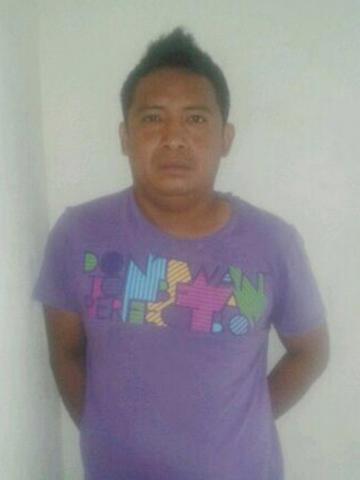 Yefri Isaac Aguilar Jiménez, el presunto asesino.