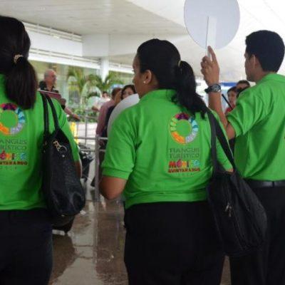 Empiezan a llegar los participantes del Tianguis Turístico