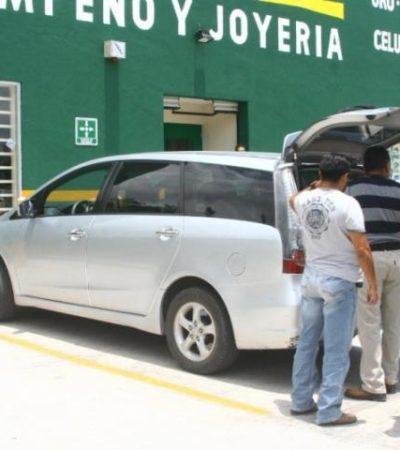 Arrestan en Playa a hermano de ex funcionaria por fraude al hermano fallecido del Alcalde Abuxapqui