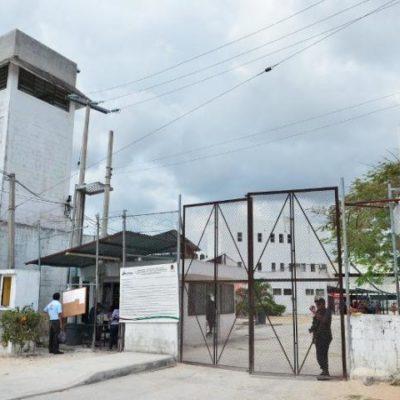 Ventilan conato de motín en la cárcel de Cancún
