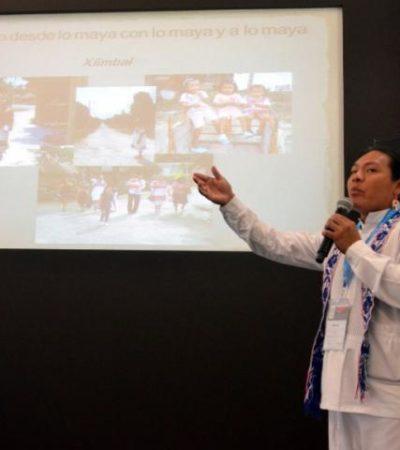 """""""NECESITAMOS COBRAR EL CHEQUE"""": Piden crear un fideicomiso con impuesto al turismo para rescatar al pueblo maya marginado en QR"""