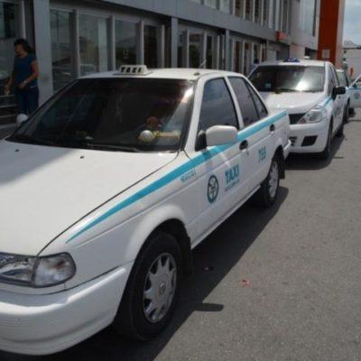 ANTICIPAN AUMENTOS DE TAXIS EN CASCADA: Praticamente todos los sindicatos en QR esperan autorización para subir tarifas