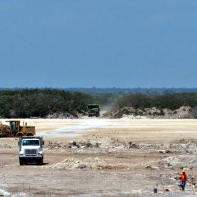 SIGUE 'DRAGON MART' SIN CAMBIOS: Continúan las obras de polémico proyecto pese a falta de permisos federales