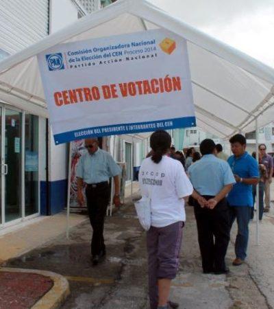 Ganó Madero en Quintana Roo por sólo 55 votos sobre Cordero
