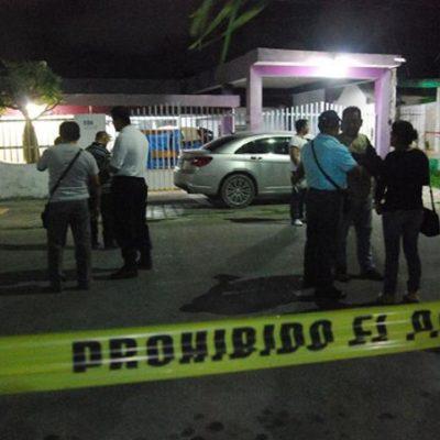 Hallan a hombre asesinado en domicilio de la Adolfo López Mateos en Chetumal