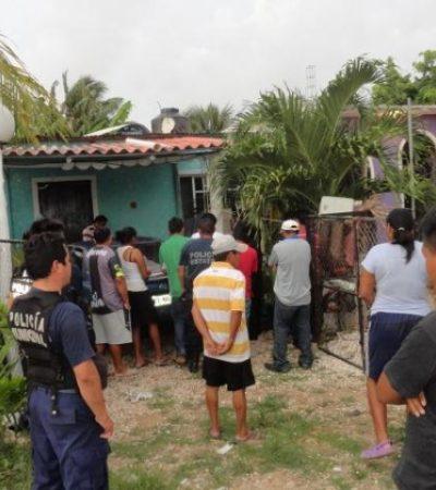 Se cuelga de un arbol en la colonia Nuevo Progreso de Chetumal