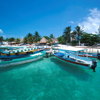 Aumenta 16.6% flujo turístico hacia Isla Mujeres en abril