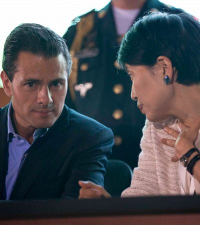CUMBRE EN CANCÚN: Dará Peña Nieto 20 mdd para el Fondo del Medio Ambiente Mundial