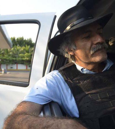 Reacio a desarmarse, anuncia Mireles movimiento nacional de autodefensas